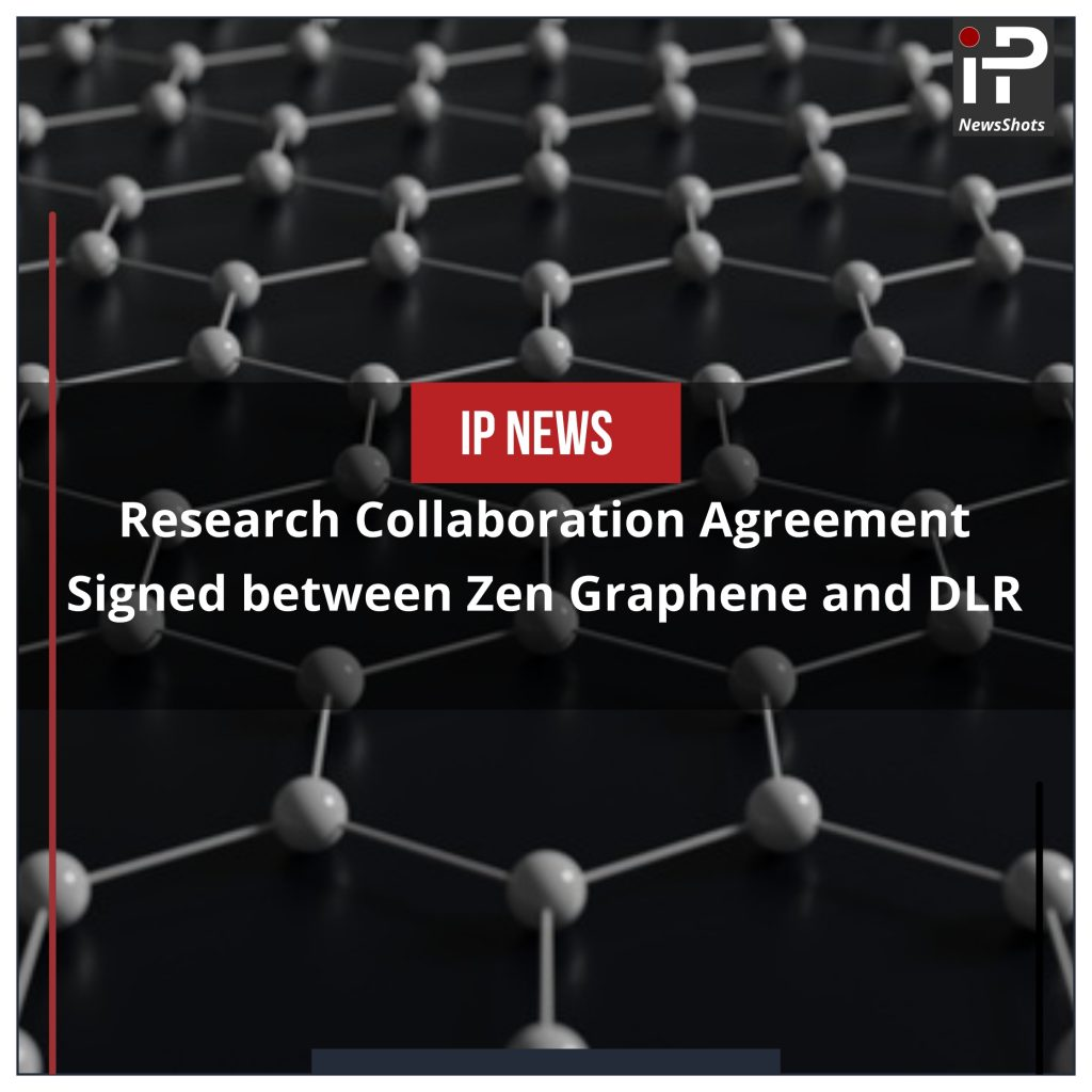 Research Collaboration Agreement Signed between Zen Graphene and DLR