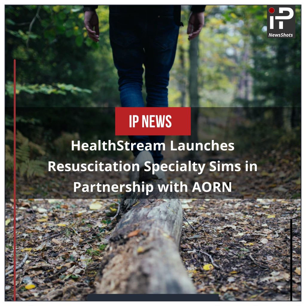 HealthStream Launches Resuscitation Specialty Sims in Partnership with AORN
