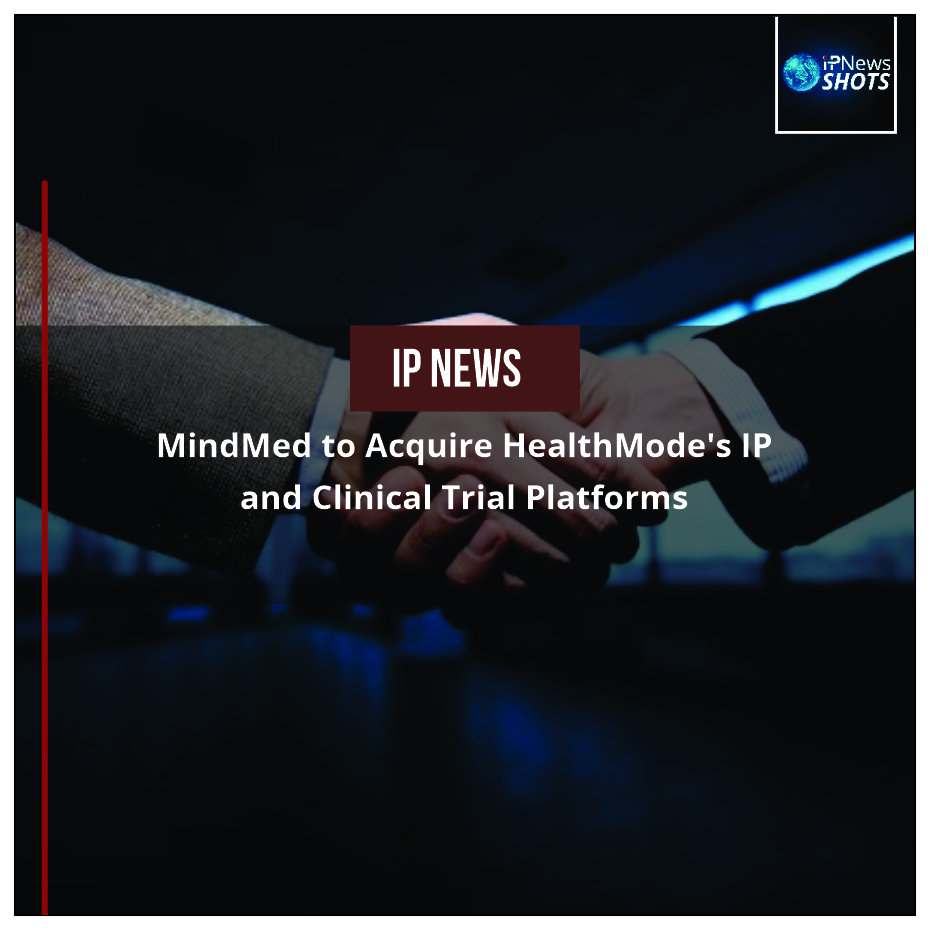 MindMed to Acquire HealthMode's IP and Clinical Trial Platforms