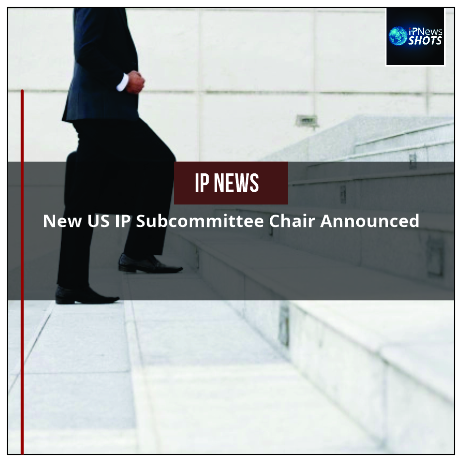 New US IP Subcommittee Chair Announced
