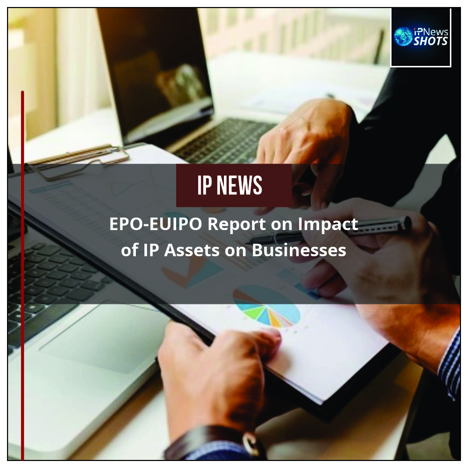 EPO-EUIPO Report on Impact of IP Assets on Businesses