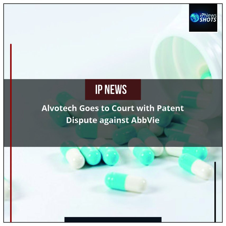 Alvotech Goes to Court with Patent Dispute against AbbVie