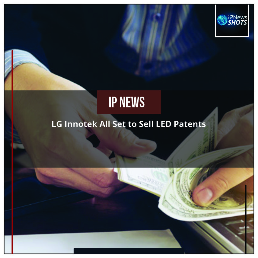 LG Innotek All Set to Sell LED Patents