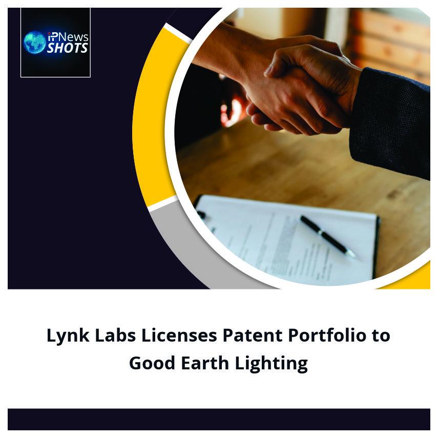 Lynk Labs Licenses Patent Portfolio to Good EarthLighting