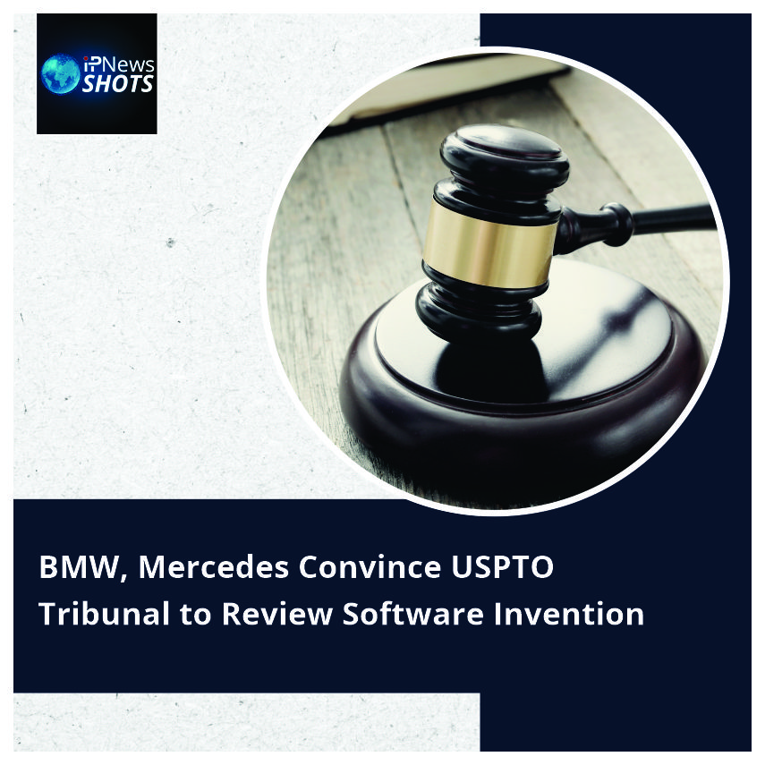 BMW, Mercedes Convince USPTO Tribunal to Review Software Invention