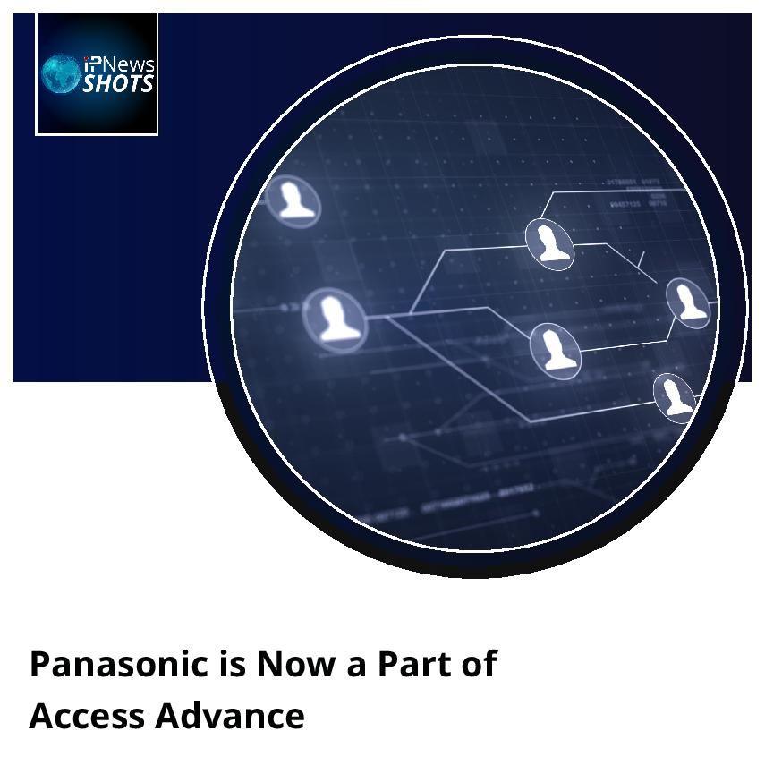 Panasonic is Now a Part of Access Advance