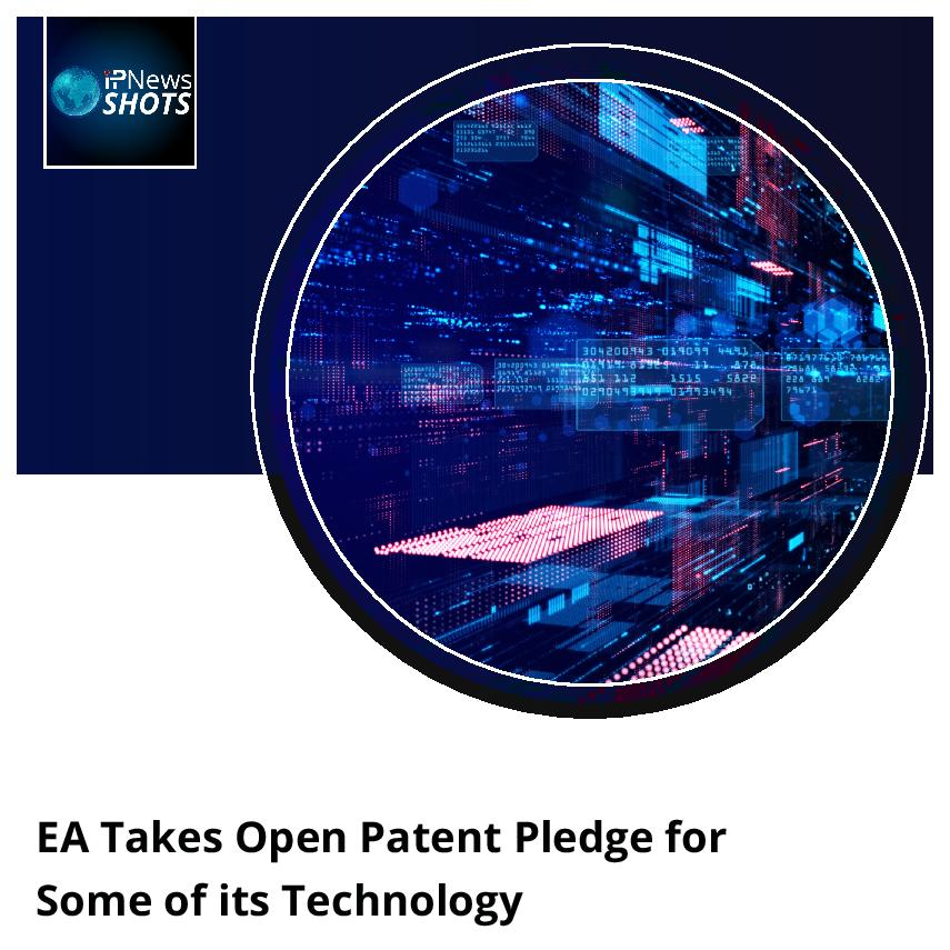 EA Takes Open Patent Pledge for Some of its Technology